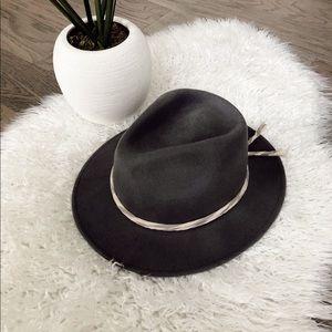 Brixton Grey Hat